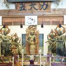 枚方市の伏見市長と巡る 市内の文化財ツアー②