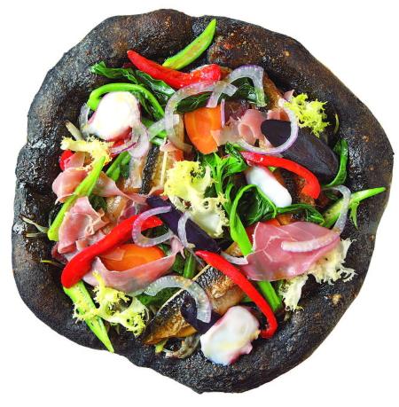 ブラックピザ