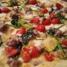 青葉台で人気のイタリアン タベルナクアーレのピザ生地がリニューアル♪