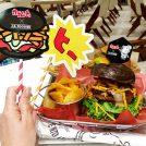 辛ウマ!J.S.フーディーズのカラムーチョバーガー食べてヒー!@立川