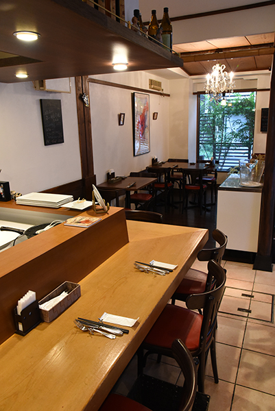 Hiro-no-ya料理店(ひろのや料理店)フレンチ+和テイストで柏市役所通りにオープン