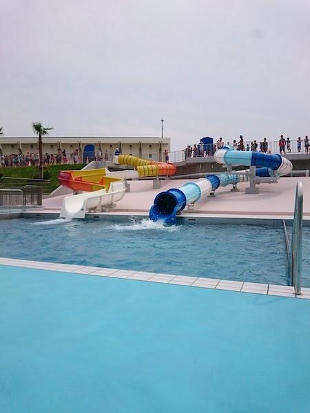 夏到来!待ちに待ったプールがオープン!船橋市運動公園プール