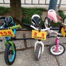子どもの自転車デビューにぴったり!練習するなら名城公園のレンタルサイクリング