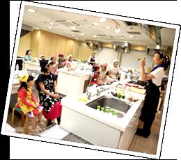 親子料理教室イベントリポート