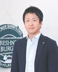 フレッシュネス 代表取締役社長 船曵 睦雄さん