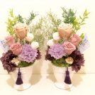 プリザーブドフラワー「お供え花」 1回