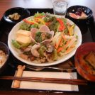 高槻の古民家「心彩」で味わう玄米と野菜たっぷりのおばんざい