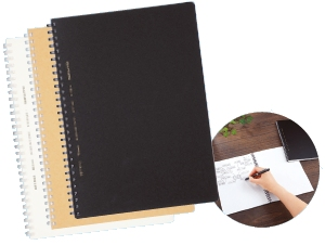 ソフトリング®ノート(普通横罫)セミB5