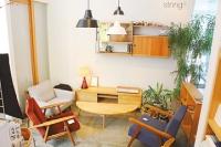 カフェ「Lab.LABAR」併設