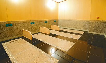 江別天然温泉 湯の花 江別殿