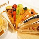 フルーツタルトが美味しいフラリエカフェ