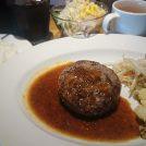 飛び出す肉汁!国産牛のハンバーグが話題の「NICUTA(ニクータ)」@三鷹