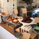 文の里の隠れ家カフェ「タイガールル」の手作りケーキが美味しい!