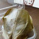 羽村西口、和菓子のおいしい山田屋さんで、サルトリイバラのお餅発見!
