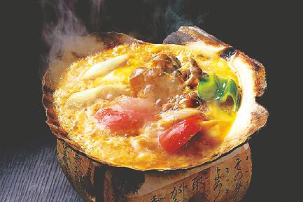 貝焼き(味噌)