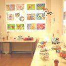 """造形教室アトリエぱれっと """"生徒作品展""""で感性に触れる"""