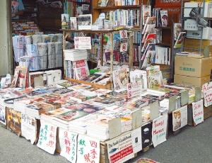 英語版の本も多数