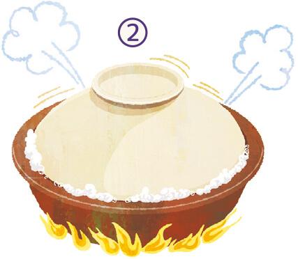おもてなしにも! 土鍋で炊いてみよう