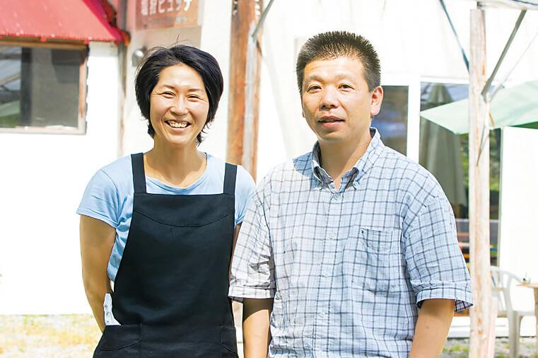 合田さん夫妻