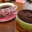 【御器所】種類豊富なコーヒーと魅力的なスイーツで午後のひと時を楽しむ!