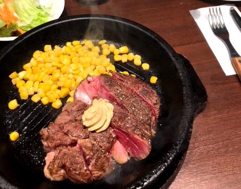 いきなりステーキ☆がっつりお肉を食べたいときに!!@イオンモール長久手