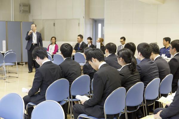 【報告レポート】認定企業と大学生の交流会開催!