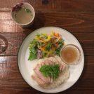 野菜たっぷり!アジアごはんが楽しめるカフェ「南天茶寮」@阿佐ヶ谷