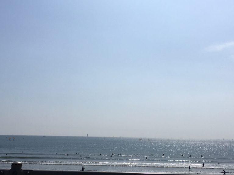 鎌倉散策 ドライブしつつの 七里ガ浜 珊瑚礁 モアナマカイ店
