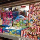 おもちゃに駄菓子にパーティグッズ。お年玉を握って行きましょう!@与次郎