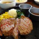 やわらかランプが美味しい格安ステーキ店「魔法のらんぷ」円山にオープン