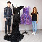 mozoワンダーシティでファッションショー。販売アイテムを学生がコーディネート