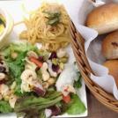 ランチはパンが食べ放題!ベーカリーカフェ「ラルジュ」(植田/塩釜口)