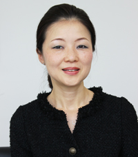 東京ガス株式会社 多摩支店 支店長 伊藤麻紀子さん