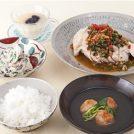 <イベントレポート11>9月25日「作ろう! 和ごはん」料理教室で 中医学も取り入れた簡単レシピにチャレンジ