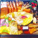 【立川】二段重おせち注文で唐揚げ盛りプレゼント!「お届け料理・お持ち帰り弁当 太一」