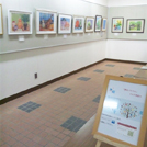 【東村山】市民サークル「2017夢色パステル作品展」開催