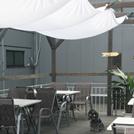 【八王子】ハワイアンカフェのステキな屋上テラス席で「ainacafe(アイナカフェ)」(多摩エリアでワンコと遊ぼう♪)