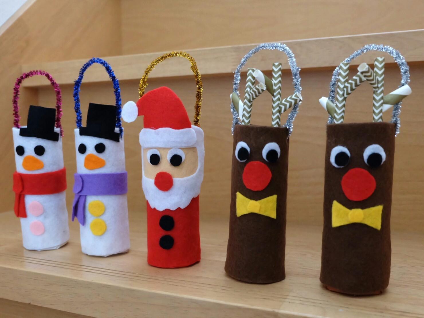 クリスマスパーティー&工作_161215_0022