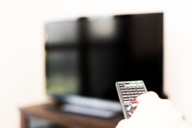 テレビを観つつ家事をクリアするたった1つのルール。