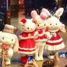■赤×白クリスマスコーデ割引きで2500円□ピューロランドのクリスマス