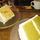 シフォンケーキが名物の癒し空間「モリスケ+横森珈琲」@三鷹