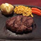 創業1972年!福生・神戸ステーキハウスの絶品ステーキで誕生日祝い