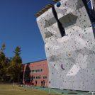高さ16mのクライミングウォールに挑戦!@昭島アウトドアヴィレッジ