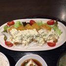 夜は鍋料理がおすすめ☆昼は朝引き淡路鶏料理の定食!摂津本山駅前「かこい」