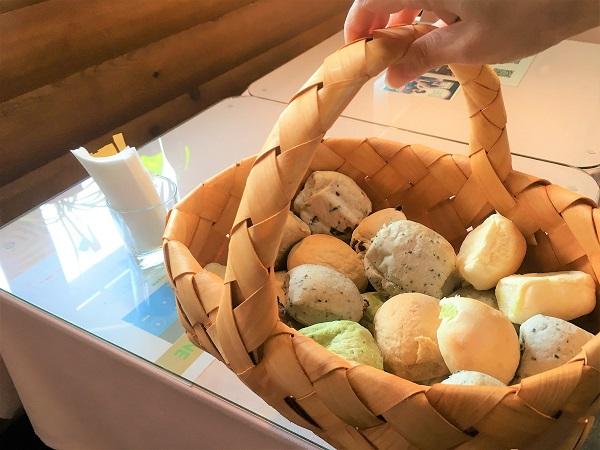 カッパヤキッチン食べ放題パン