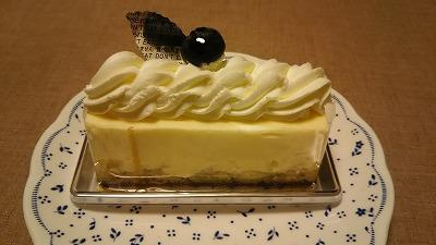 1115レアチーズケーキ