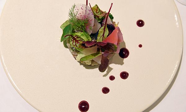 レスペランス・カヤモリ 柏のフレンチ、南仏仕込みの美しい料理