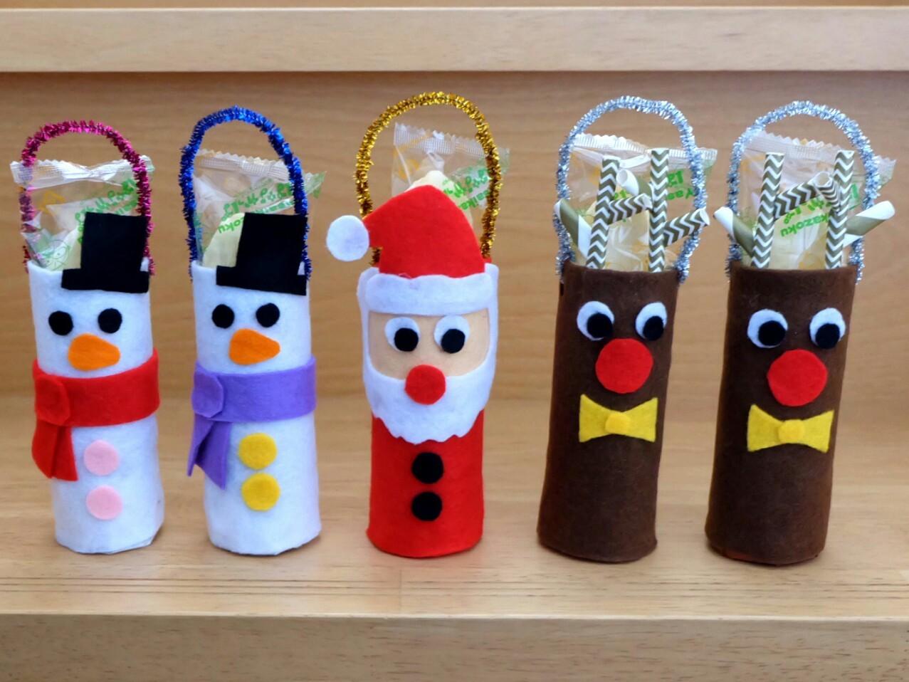 クリスマスパーティー&工作_161215_0023
