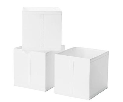 IKEA「SKUBB」ボックス