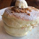 【プライムツリー赤池】横浜で連日大行列のパンケーキ!ふわふわ食感をいただく